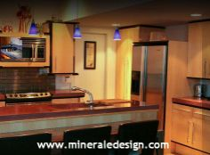 Polished Concrete Benchtops ------------------------- Call us- +1 717 445 6269  (www.mineraledesign.com)