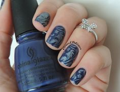 [Esmalte Combinado] Queen B - China Glaze