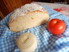 Írsky domáci chlieb - bez droždia, bez kvásku (fotorecept) - Recept Ale, Food And Drink, Breads, Basket, Brot, Bread Rolls, Ales, Braid Out, Bakeries