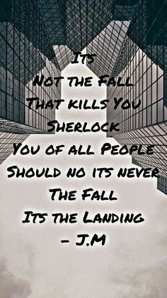 It's raining, it's pouring, Sherlock is boring. I'm laughing, I'… - Fushion News Sherlock Holmes Quotes, Sherlock Fandom, Benedict Cumberbatch Sherlock, Sherlock John, Sherlock Moriarty, Watson Sherlock, Martin Freeman, Baker Street, Sherlock Wallpaper