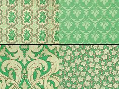 Arsenic and Old Tastes Made Victorian Wallpaper Deadly Green Wallpaper, Retro Wallpaper, Home Wallpaper, Pattern Wallpaper, Wallpaper Ideas, Victorian Fabric, Victorian Homes, Leeds, Victorian Wallpaper