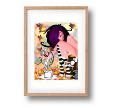 DOWNLOAD ISTANTANEO. Poster Striped Legs And di julioroberts