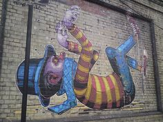 London Street Art - Shoreditch
