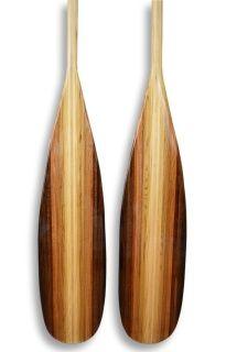 Winnebago Paddles - Yangtze Custom Canoe Paddle with 17 types of wood!