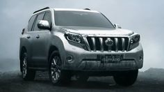 2016 Toyota Land Cruiser PRADO Very Much Off Road