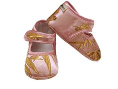 Baby Shoes - Trendy and Stylish Baby Shoes for Boys and Girls - Precious Pink Baby Shoes|LollipopMoon.com only $12.00 - Baby & Kids Shoes