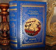 Homer's The Iliad and The Odyssey