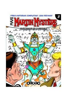Manhattan Comics - MAXI MARTIN MYSTERE 03