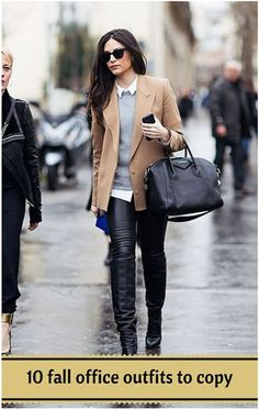 Fall office Outfits ideas