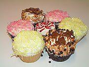 Cozinha do Quintal: Cupcake ou Muffin? Fico com os dois!