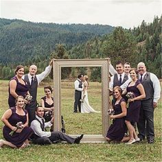 20 Fun Wedding Day Group Photo Ideas That Will Outshine Traditional Photos#weddings
