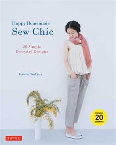 Book a Day in May: Happy Homemade Sew Chic + Present Perfect GIVEAWAY