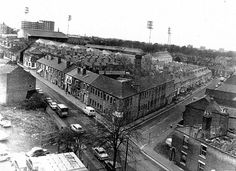 Rare elevated view of old Molineux (thanks to @pugh_brian)