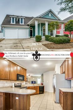 OPEN HOUSE:  Sunday, February 18th from 2:00 to 4:00 PM