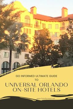 Learn all about the Universal Orlando hotels in this essential guide. Find out about the exclusive perks and tremendous convenience the comes with staying at the Universal Orlando resort. Start your research now and make this your best vacation ever. From GoInformed.net Universal Orlando Hotels, Universal Studios Florida, Orlando Resorts, Minion Mayhem, Orlando Theme Parks, Disney World Vacation, Best Vacations, Touring