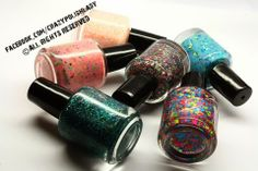 Betty Nails: Crazy Polish Lady - New Collection [Press Release]