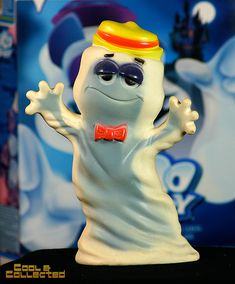 vintage General mills vinyl characters - Google Search my brother had him--send box tops in to get in mail