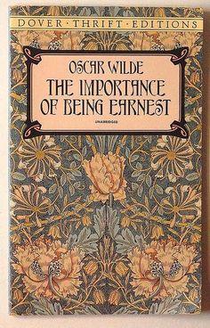 Oscar Wilde - Je connais encore toutes les répliques par coeur !!! (souvenirs du cours d'anglais en Secondaire !)