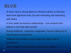 Blue is one of the most popular colors. Applying the psychology of color, it's possible to learn more about the different associations blue has and how we perceive it. Blue Rose Meaning, Aura Colors Meaning, Mood Colors, Calming Colors, Colours, True Colors Personality, Personality Tests, Blue Color Quotes, Color Blue