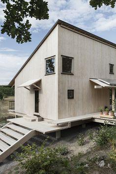 Osprey Nest/Strängnäs | Jordens Arkitekter