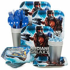 Guardians of the Galaxy Standard Kit (Serves 8) $13.48 Our Price: $8.99           Visit www.fireblossomcandle.com  for more party ideas!