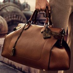 Gentlemen Wear This — The bag you carry with you is certainly one of the...