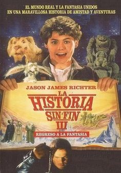 La historia sin fin 3 online latino 1994 - Fantasía, Aventura, Cine familiar