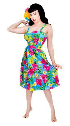 Cortos Hawaianos Hawaianos Hawaianos Cortos Vestidos Vestidos Vestidos qT4vHx