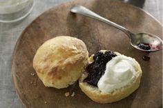 Greek Yoghurt Scones | Recipes | bmag