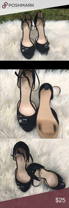 Spotted while shopping on Poshmark: Nine West black heels! #poshmark #fashion #shopping #style #Nine West #Shoes