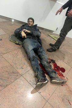 Ex-jogador de basquete brasileiro está entre os feridos em atentado na Bélgica