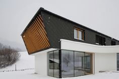 Modern Family House in Slovenia by SoNo Architects | Design +
