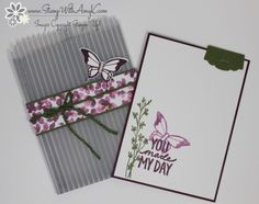 Nature's Perfection 1 - Stamp With Amy K