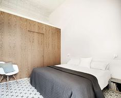 Apartment in Barcelona by Intercon on Behance
