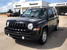 Certified Used Jeep Patriot Sport