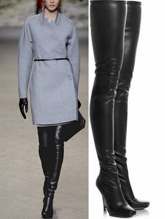 A pair of fashion lace up thigh high boots is necessary for spring and autumn, sexyshoeswoman.com can offer you a wide choices of lace up Over The Knee Boots. http://www.sexyshoeswoman.com/lace-up-thigh-high-boots-c-904_935.html