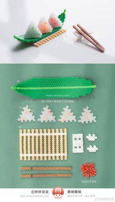 Perler Bead Designs, Perler Bead Templates, Hama Beads Design, Pearler Bead Patterns, Perler Patterns, Loom Patterns, 3d Perler Bead, Diy Perler Beads, Hama Art