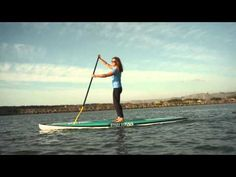 Check out Central Coast Stand Up Paddling!  Watch carefully to catch a glimpse of my Kevin paddling in the background.