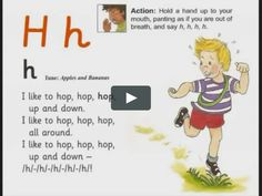 ALL Jolly Phonics songs in alphabetic order