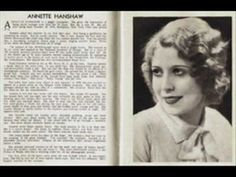 Annette Hanshaw - Get Out and Get Under the Moon - YouTube