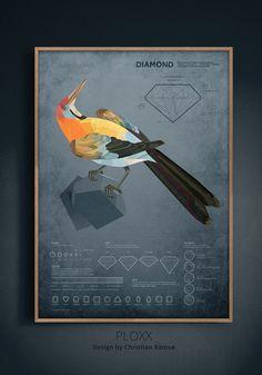THE DIAMOND by Ramsø
