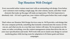 IOM Partners of Houston create more than great looking websites. We develop successful online marketing strategies that generate quality leads to improve your bottom line.