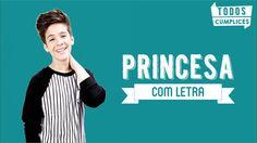 Princesa (Letra) - João Guilherme Ávila