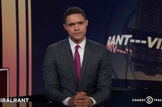 "The Daily Show's Trevor Noah:""Let me tell you about the greatest country in the world. The greatest country in the world is the country that accepts people who come in from everywhere in the world, Mr. Donald Trump,"" Noah said. ""And I know you think half the country is a 'basket of deportables' — yeah, I said it, 'deportables,' not 'deplorables' — but the good people of America know the greatest country in the world is the country where you can come in and create anything.""  Noah added, ""The…"