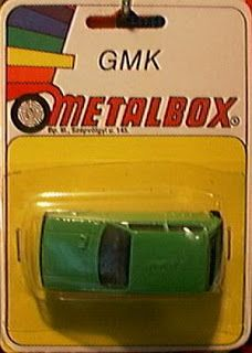 "Hungarian Diecast: Diecast Toys - Made in Hungary: Metalbox & ""Noname"""