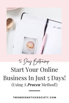 During this 5 day bootcamp, I share the easiest way to start an online business so you can work from home and quit your 9 to 5 job! I will teach you a simple step-by-step framework to get clear on your business plan, identify who your ideal clients are and where to find them and the strategies you need to get you the quickest results. #businesstips #healthcoach #businesscoach #lifecoach #workfromhome #startup #howtostartabusiness Business Branding, Business Tips, Business Marketing, Online Business, Online Marketing, Digital Marketing, Craft Business, Marketing Ideas, Marketing Tools