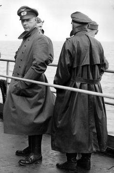 German prisoners of war - Summer 1944
