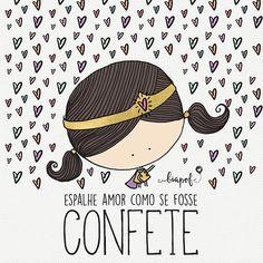 Confete | BiaPOF