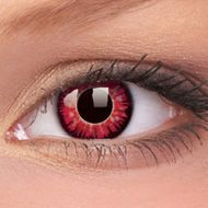Zombie Contact Lenses | ... White, Red Halloween Eye & Where Buy Zombie Contact Lenses