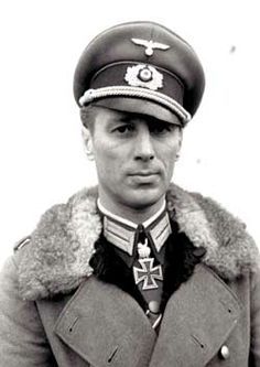 ✠ Hans Freiherr von Wolff (March 19 1903 - 28 June 1944) Died in a field hospital of severe wounds sustained during a training exercise.